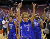Bordow: Injured Stahley inspires Dobson girls to state title