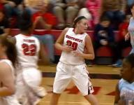 Charlotte Catholic vs. NW Guilford:  Girls HS Hoops Playoffs