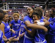 Dobson girls overcome Millennium for Division I title