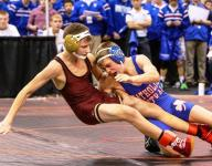 Davison ends CC's 3-year team wrestling reign