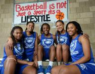 Pine Forest starting five suit up for one last game