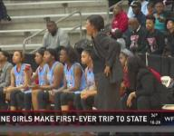 Skyline girls make first-ever trip to state tournament