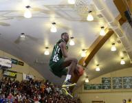 West Florida's Jones wins dunk contest, helps West roll