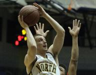 WIAA boys hoops: 11 players score for North in win