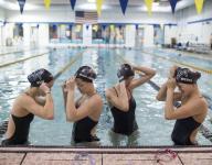 Sophomore 'Fab Four' drive Cape swim team to success