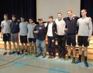 CBA team captures indoor rowing title