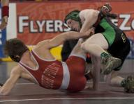 What places Region VI wrestlers are wrestling for