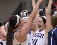 Xavier girls headed to state basketball tournament