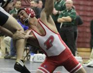 Princeton sends 2 to districts, 1 wrestler to state