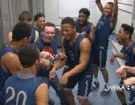 High school hoops squad an inspiring example of team, family