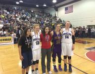Emma Gibb highlights all-tournament selections