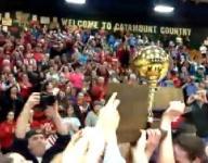 Raw video: CVU wins Div. 1 girls basketball championship