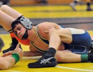 Golden Gales leading the way at state wrestling tourney