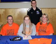 Horseheads' Edwards to swim at Bowling Green