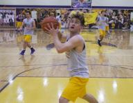 Star soccer player Lindley lends his talents to Guerin Catholic's basketball team