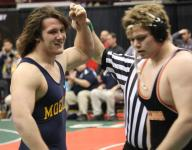Ohio state wrestling update, after second session