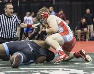 Trio goes for 3rd place at state wrestling meet Saturday