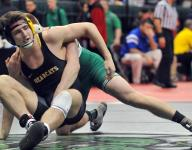 Johnson falls in semifinal; Gordy eliminated on Day 2
