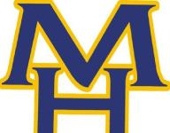 Bombers place third at Harrison meet
