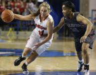 Ursuline's Adrianna Hahn ends career on high note