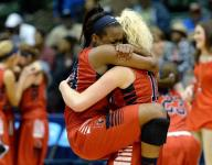 Nunley hits game-winner in Belmont's 3A girls title win