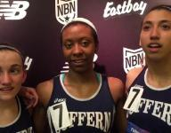Suffern girls top distance medley relay team in country