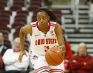 Kelsey Mitchell leads nation in scoring average going into NCAA Tournament