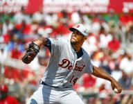 Lackey outduels Price, Tigers fall 1-0
