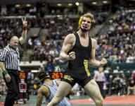 Adkins, state wrestling veterans lean on experience