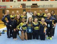 Grand Ledge gymnasts make history — again