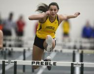 Preble girls reign at indoor meet