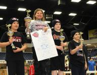 Matcats set new record with nine state placers