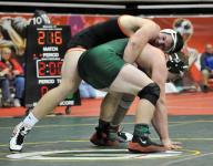 Lancaster wrestlers Miller, Deluse cruise in 1st round