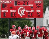 Conrad considers dropping Redskins nickname