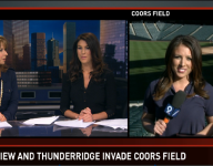 Grandview baseball shines at Coors in season opener