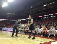 Oshkosh North's Flory takes second in 3-point challenge