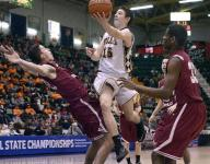 Athena's drive for state title halted by 3-point burst