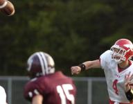 Nallenweg throws for 7 TDs in arena game