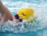 North Brunswick's Vincent Gibbons is the HNT Boys Swimmer of the Year