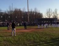 Milan baseball dedicates Joyner Field