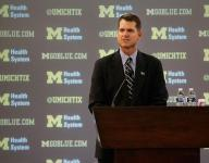 Prep notebook: Michigan's Harbaugh coaching Prattville camp