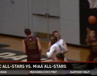 WHAC, MIAA All-Stars square off