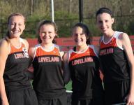 Loveland girls track team features several scorers