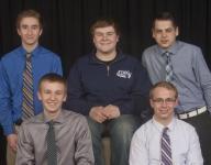 Meet the All-Shore Boys Bowling Team