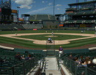 Holy Family and Erie ends in a tie at Coors Field