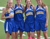Madeira Amazons lead the suburban track chase