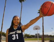 Phoenix girl to battle boys in McDonald's All American dunk contest