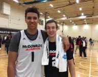 Future Duke teammates Kennard,  Jeter build friendship