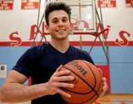 Connor Fohn to take basketball success to the gridiron