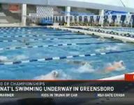 YMCA National Swimming Championships (part 1)